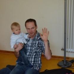 Musikgarten mit Papa